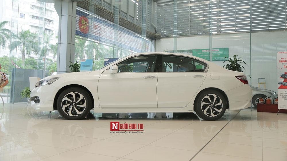 Đánh giá xe - Ngắm kỹ Honda Accord 2.4 AT - Đối thủ Toyota Camry tại Việt Nam