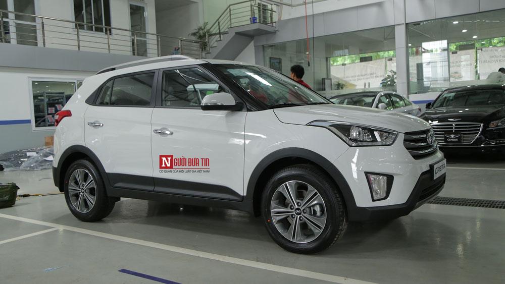 Đánh giá xe - Nhìn lại SUV cỡ nhỏ Hyundai Creta tại Việt Nam