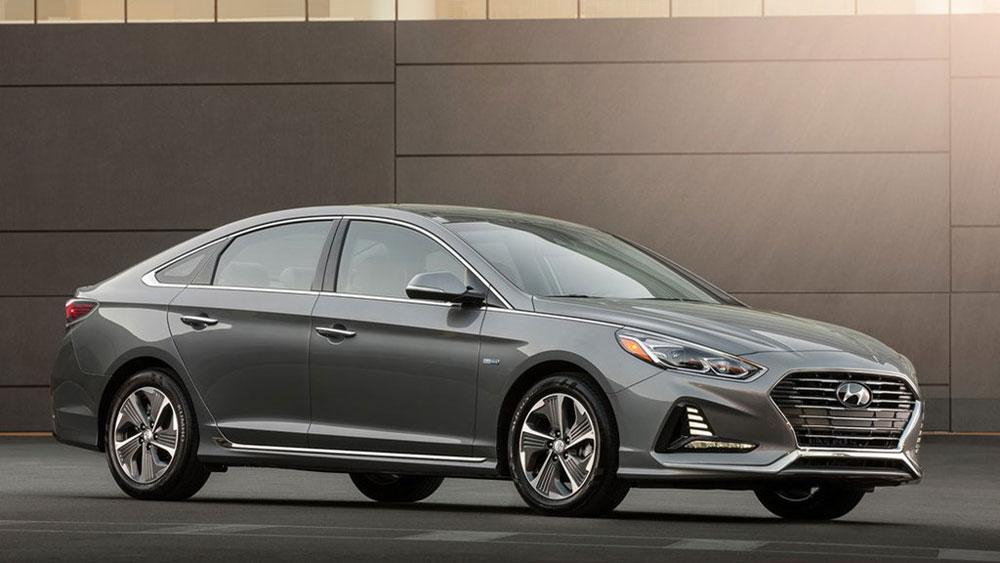 Thị trường xe - Hyundai Sonata Hybrid 2018 - Sedan cỡ D tiết kiệm nhất phân khúc?