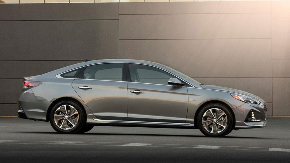 Thị trường xe - Hyundai Sonata Hybrid 2018 - Sedan cỡ D tiết kiệm nhất phân khúc? (Hình 5).