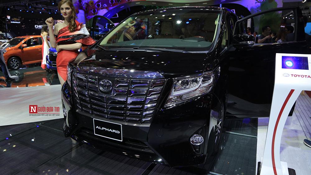 Đánh giá xe - Top 5 xe ô tô ế nhất thị trường Việt tháng 1/2018