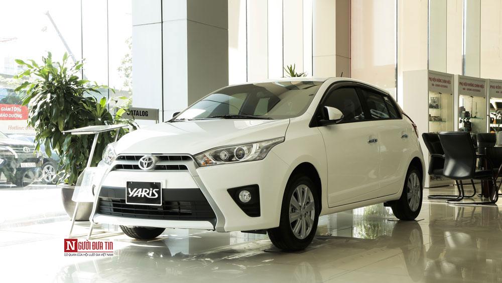 Đánh giá xe - Top 5 xe ô tô ế nhất thị trường Việt tháng 1/2018 (Hình 2).