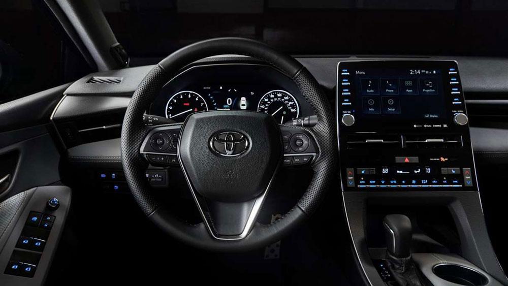 Thị trường xe - Toyota Avalon 2019 - 'Chất' hơn Camry, sang như Lexus (Hình 2).