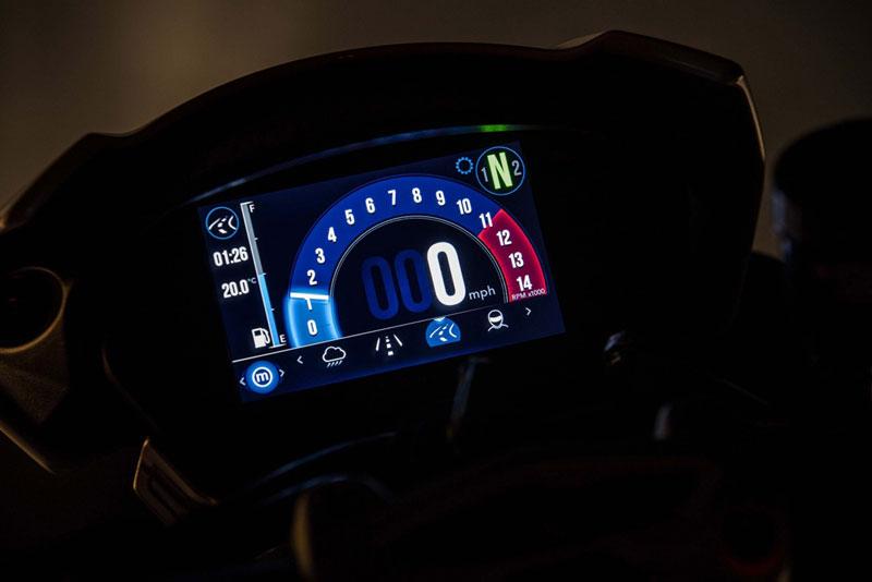 Thị trường xe - Triumph Speed Triple hoàn toàn mới trình làng (Hình 3).