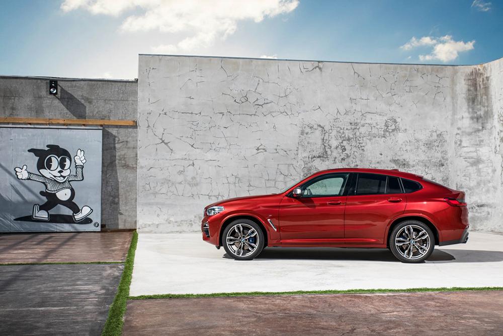 Thị trường xe - BMW X4 2019: Cuộc lột xác toàn diện (Hình 5).