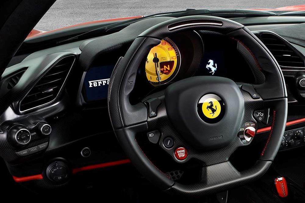 Thị trường xe - Siêu ngựa cực mạnh Ferrari 488 Pista có gì? (Hình 3).