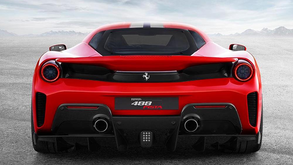 Thị trường xe - Siêu ngựa cực mạnh Ferrari 488 Pista có gì? (Hình 5).
