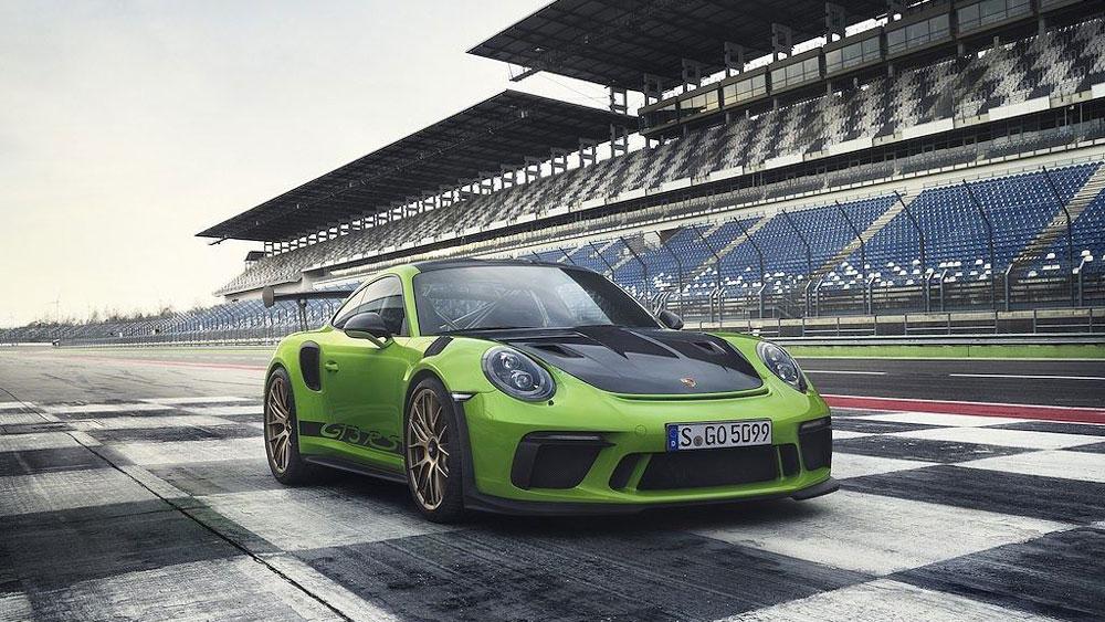Thị trường xe - Porsche 911 GT3 RS 2018 mới - 'Liều Doping' của người Đức