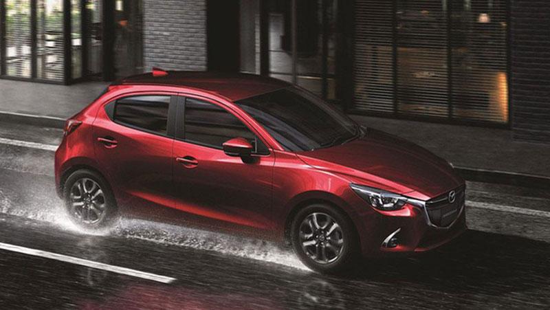 Thị trường xe - Chiêm ngưỡng Mazda2 2018 cạnh tranh Vios, City (Hình 2).