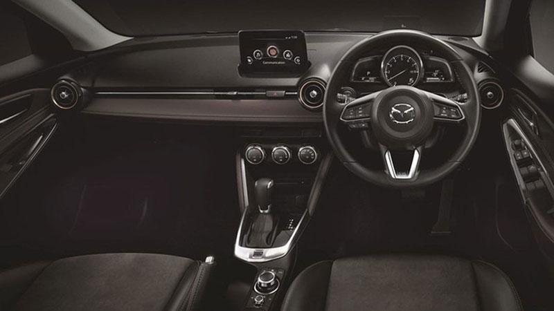 Thị trường xe - Chiêm ngưỡng Mazda2 2018 cạnh tranh Vios, City (Hình 3).