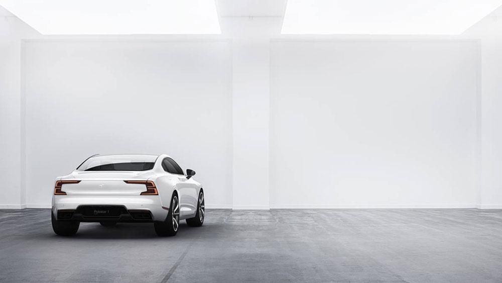 Thị trường xe - Xe hiệu năng cao Polestar 1 rục rịch ra mắt: Tesla hãy dè chừng! (Hình 2).