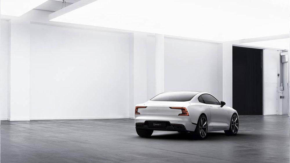 Thị trường xe - Xe hiệu năng cao Polestar 1 rục rịch ra mắt: Tesla hãy dè chừng! (Hình 3).