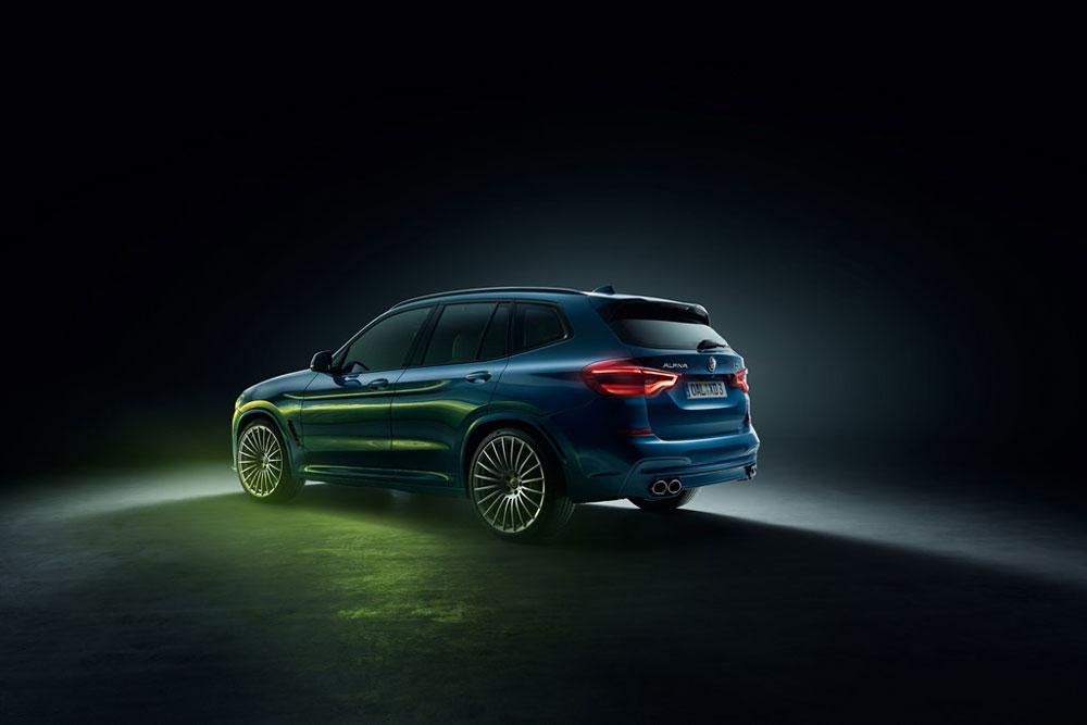 Thị trường xe - Chiêm ngưỡng Alpina XD3 2019 - Biến thể cực mạnh của BMW X3 (Hình 4).