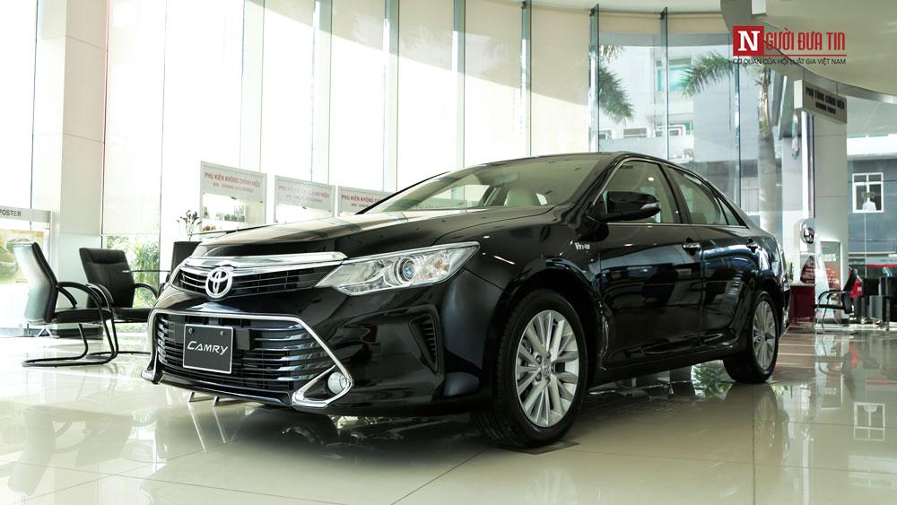 Bảng giá xe - Bảng giá xe Toyota tháng 3/2018 mới nhất tại Việt Nam