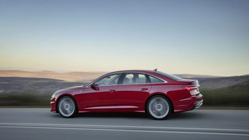 Thị trường xe - Audi A6 2019 hoàn toàn mới đủ sức cạnh tranh 'Mẹc' E, 'Bim' 5 Series? (Hình 6).