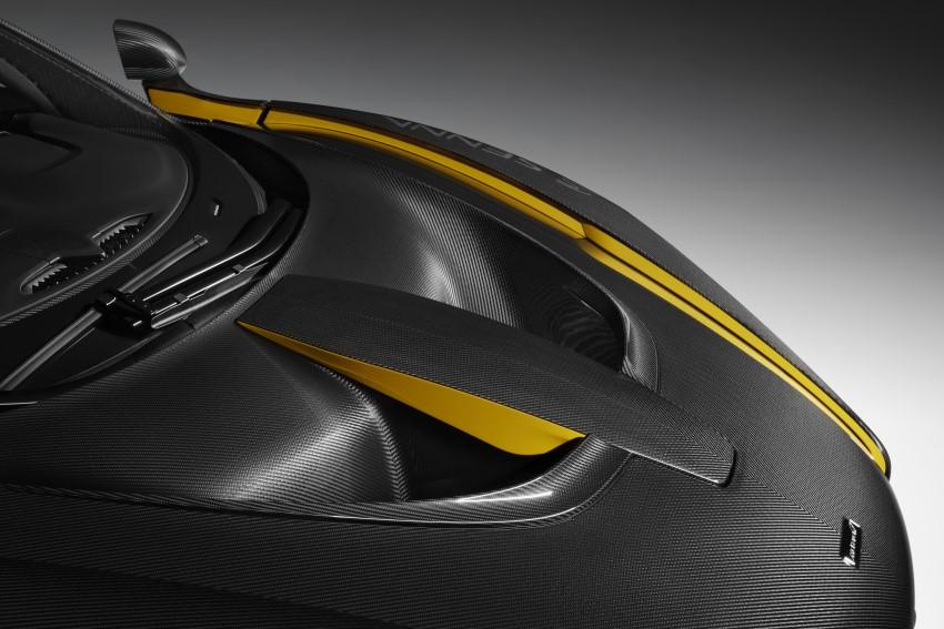 Thị trường xe - McLaren Senna - 'Của hiếm' triệu đô dát carbon gần 800 mã lực (Hình 5).