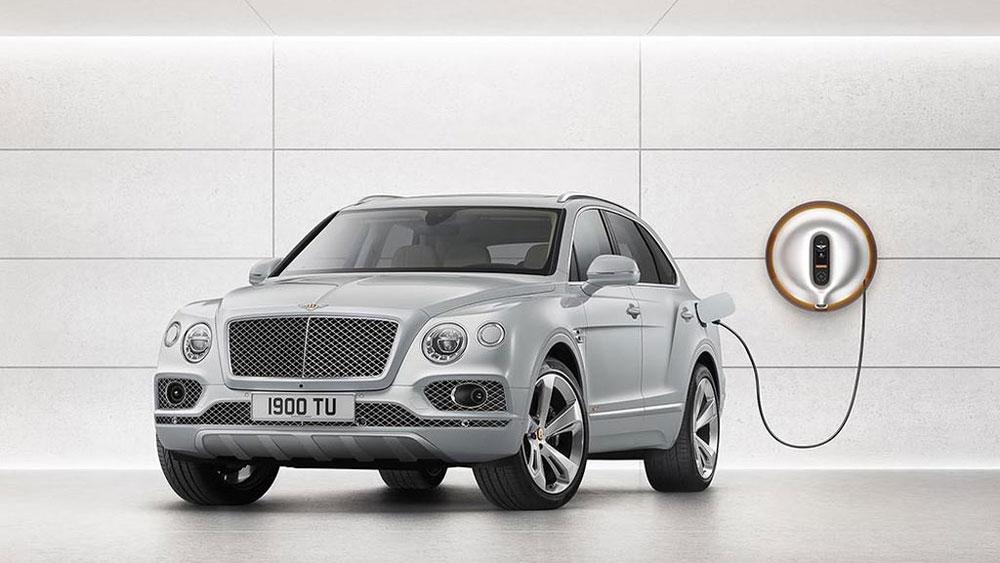 Thị trường xe - SUV siêu sang Bentley Bentayga 2019 bản Hybrid có gì đặc biệt? (Hình 4).