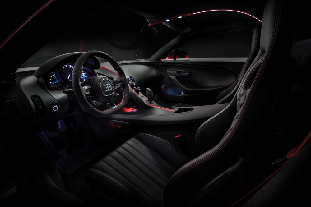 Thị trường xe - 'Thần gió' Bugatti Chiron Sport hoàn toàn mới trình làng (Hình 4).