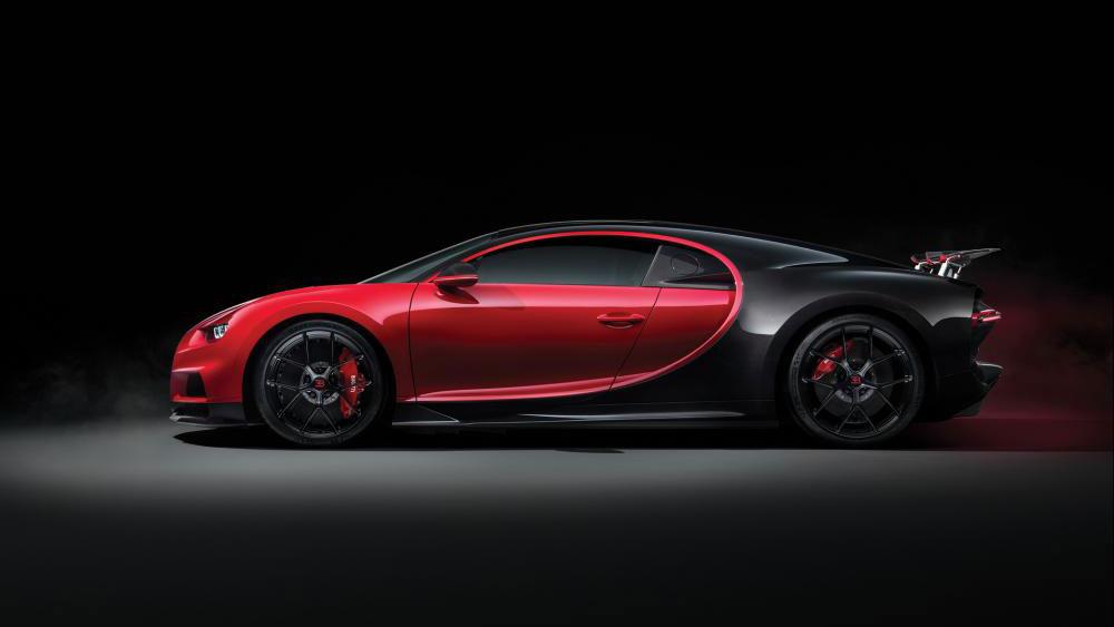 Thị trường xe - 'Thần gió' Bugatti Chiron Sport hoàn toàn mới trình làng (Hình 6).