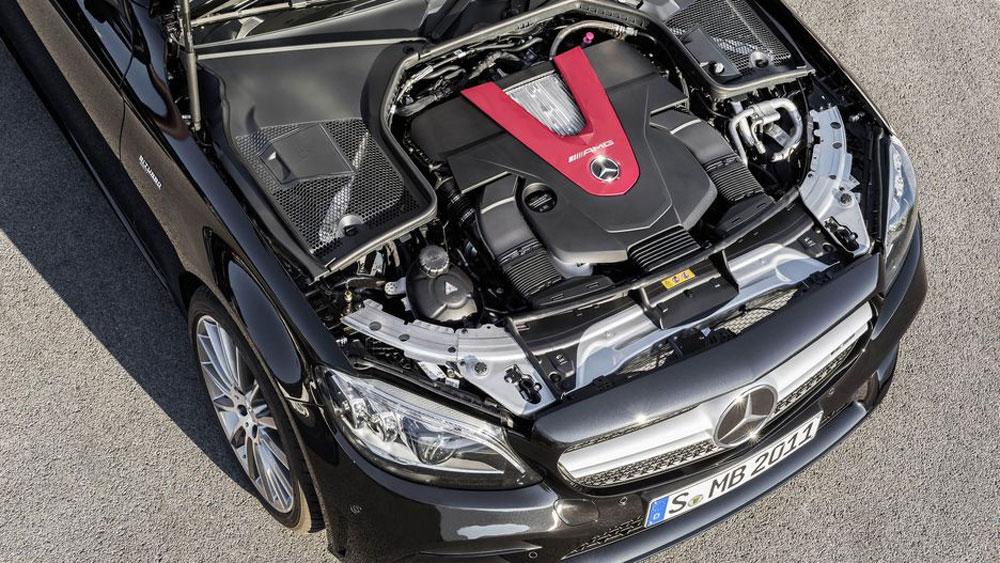 Thị trường xe - Mercedes AMG C43 2019: Nhanh, mạnh và 'chất' hơn (Hình 4).