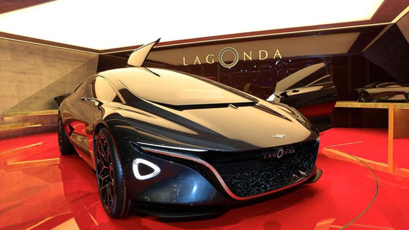 Thị trường xe - Aston Martin Lagonda Vision: Xe sang chạy điện 650km không cần sạc (Hình 2).