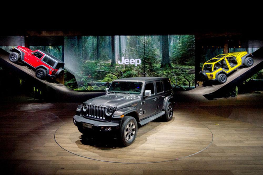 Thị trường xe - 'Lính chiến' Jeep Wrangler hoàn toàn mới có gì đáng chú ý? (Hình 3).
