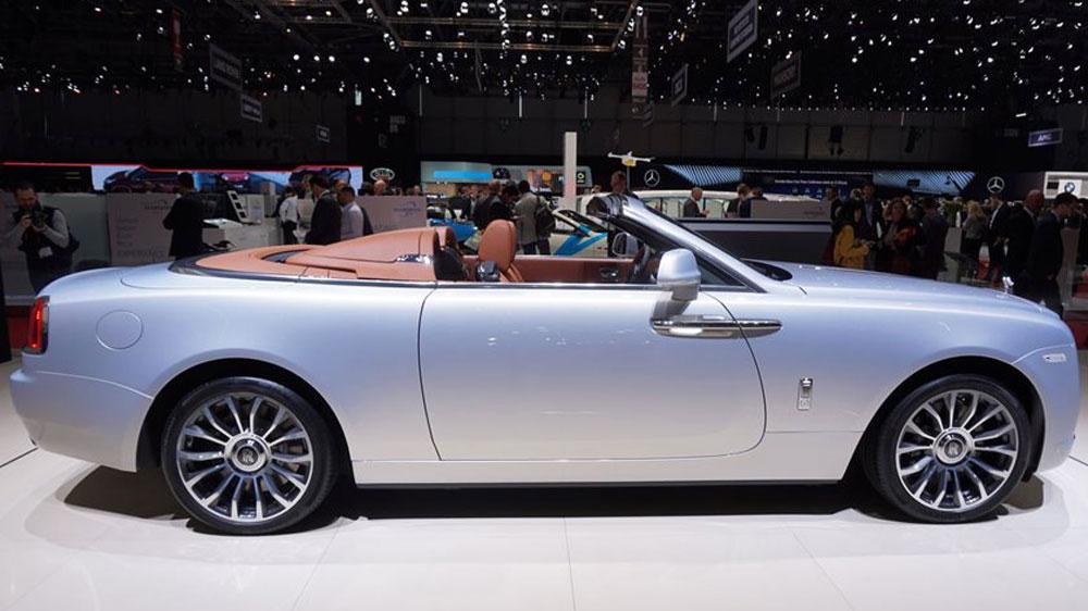 Thị trường xe - Mui trần siêu sang Rolls-Royce Dawn 'gây nghiện' với phiên bản 2 chỗ (Hình 4).