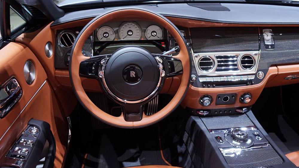 Thị trường xe - Mui trần siêu sang Rolls-Royce Dawn 'gây nghiện' với phiên bản 2 chỗ (Hình 2).