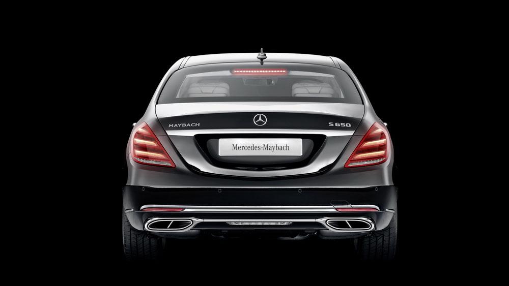 Thị trường xe - Mercedes-Maybach Pullman 2019: Xe sang cho nhà giàu lộ diện (Hình 6).