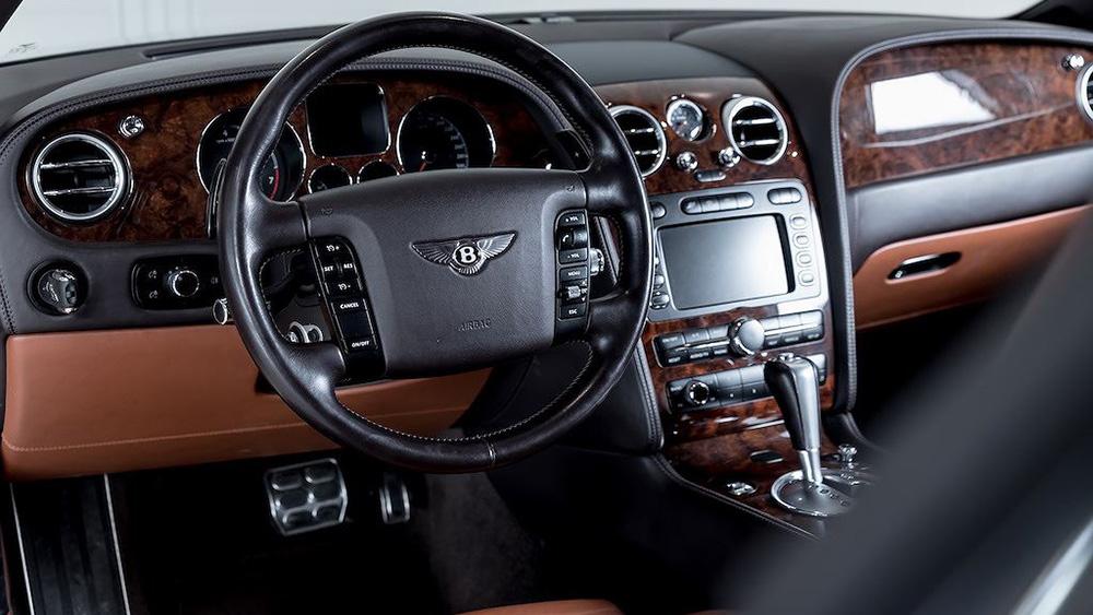 Thị trường xe - Bentley Continental GT bản độ Offroad độc nhất thế giới (Hình 3).