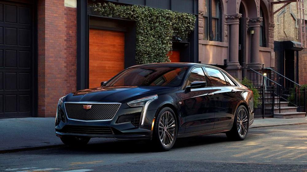 Thị trường xe - Cadillac CT6 V-Sport 2019 'dát' động cơ tăng áp kép V8 đầu tiên trong lịch sử (Hình 7).