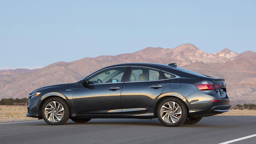 Thị trường xe - Honda Insight 2019 với thiết kế đẹp như mơ chính thức ra mắt (Hình 5).
