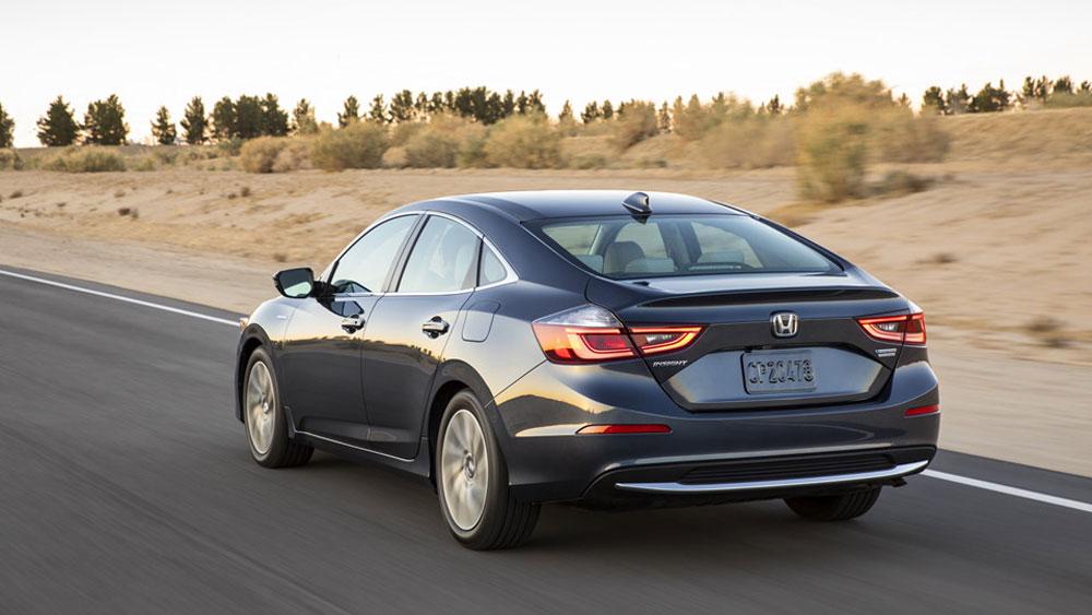 Thị trường xe - Honda Insight 2019 với thiết kế đẹp như mơ chính thức ra mắt (Hình 6).