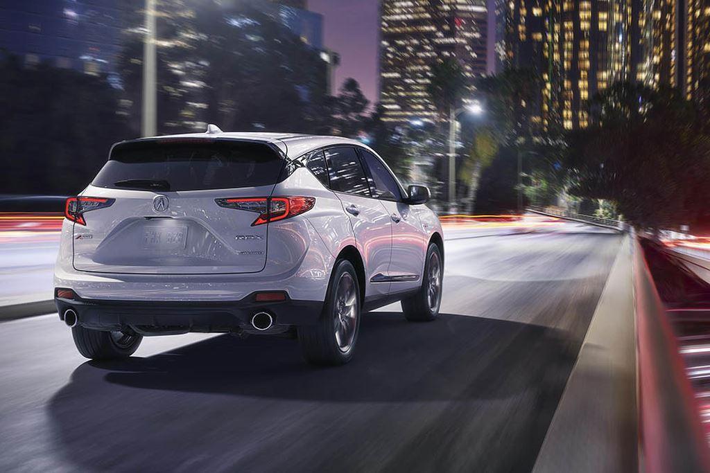 Thị trường xe - Xe sang Acura RDX 2019 thêm công nghệ 'so găng' Mercedes-Benz GLC (Hình 6).