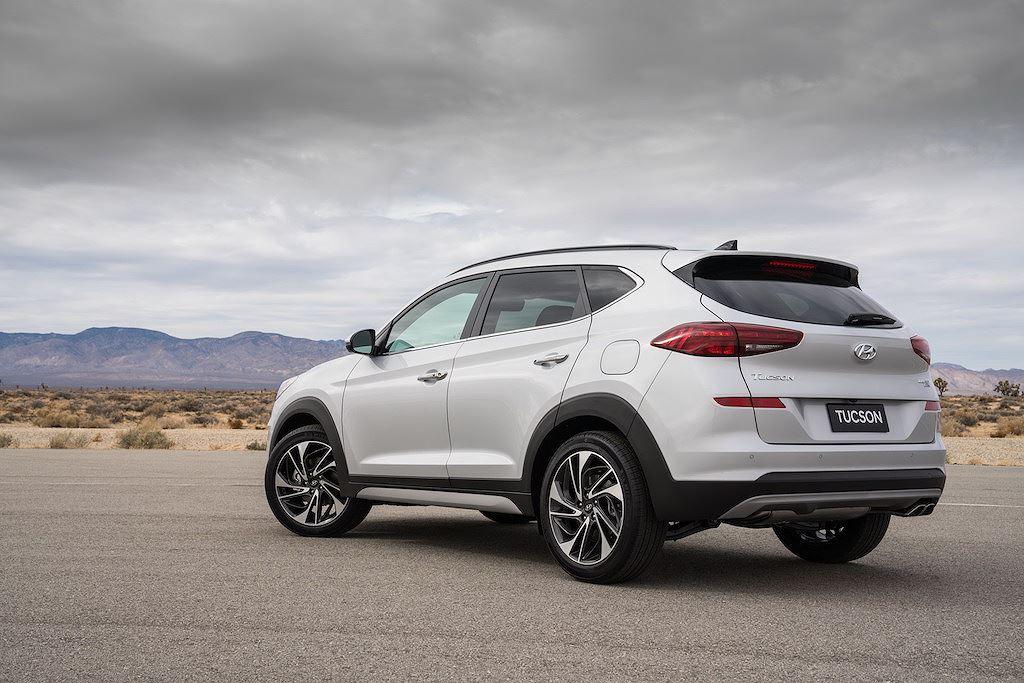 Thị trường xe - Hyundai Tucson 2019: Thay đổi để chiếm ngôi vương (Hình 4).