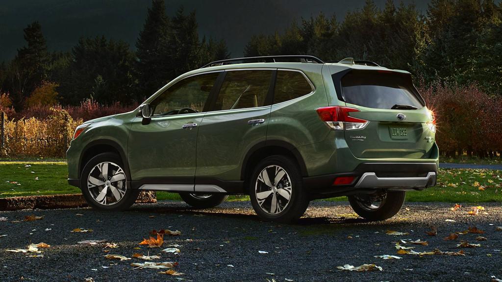 Thị trường xe - Subaru Forester 2019 - Lột xác toàn diện (Hình 6).