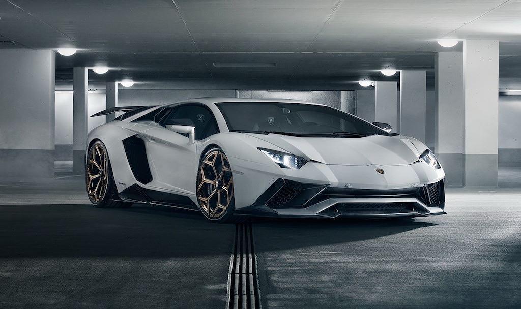 Thị trường xe - Siêu bò Lamborghini Aventador S 'qua tay' Novitec: Nhanh, mạnh, hầm hố hơn