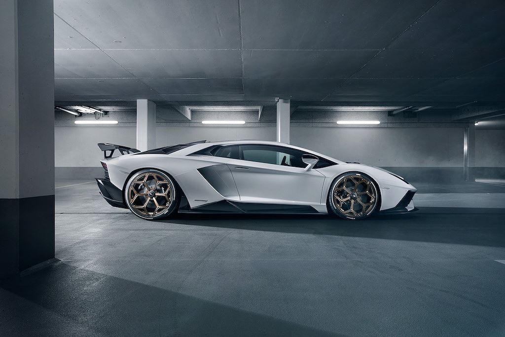 Thị trường xe - Siêu bò Lamborghini Aventador S 'qua tay' Novitec: Nhanh, mạnh, hầm hố hơn (Hình 4).