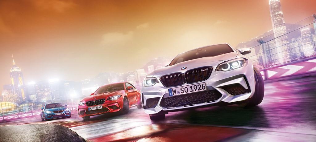 Thị trường xe - Lộ ảnh BMW M2 Competition - Đối thủ mới của Mercedes CLA
