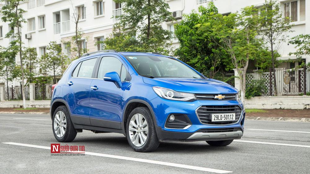 Đánh giá xe - 10 xe ô tô ế nhất thị trường Việt tháng 3/2018 (Hình 9).