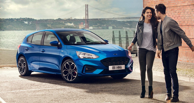 Thị trường xe - Ford Focus 2019 lột xác: Liệu có thống lĩnh phân khúc C? (Hình 3).