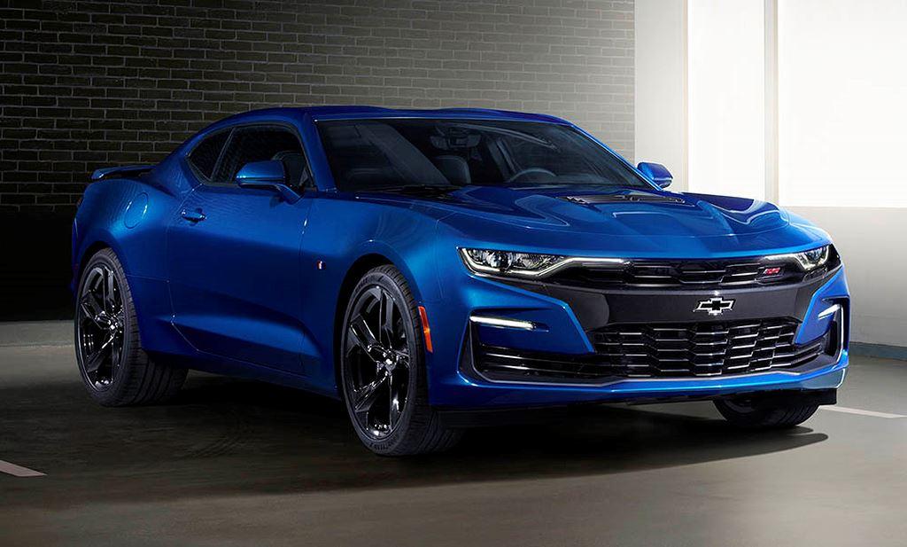 Thị trường xe - Ngắm xế cơ bắp Chevrolet Camaro 2019 'bằng xương bằng thịt'
