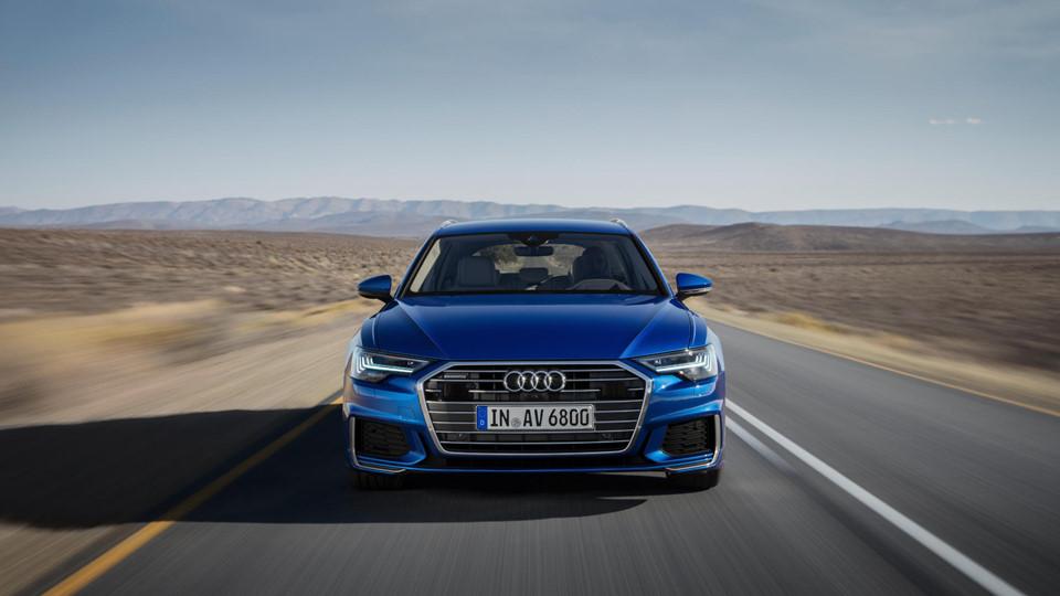 Thị trường xe - Audi chính thức ra mắt mẫu A6 Avant 2019