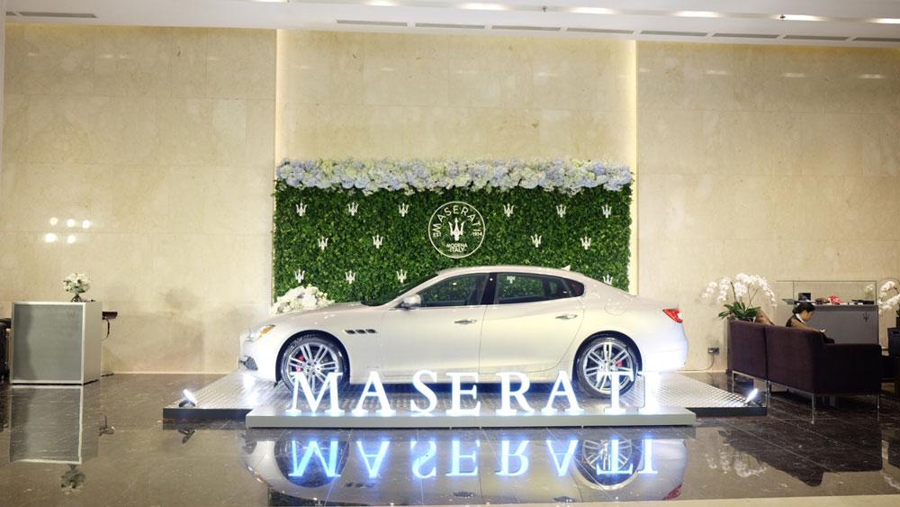 """Thị trường xe - """"The Masterpiece by Maserati"""" - Trải nghiệm kiệt tác đến từ nước Ý (Hình 2)."""