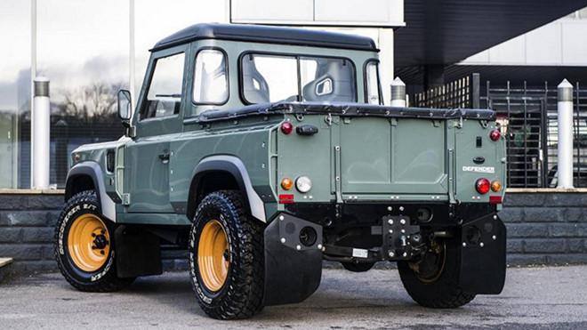 Thị trường xe - Land Rover sắp tung bán tải cạnh tranh Mercedes X-class (Hình 3).