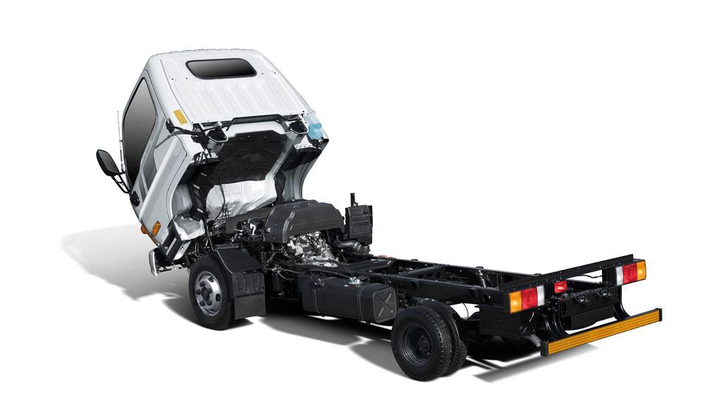 Thị trường xe - Hyundai New Mighty N250 - 'Xe tải thành phố' chốt giá bán chính thức (Hình 7).