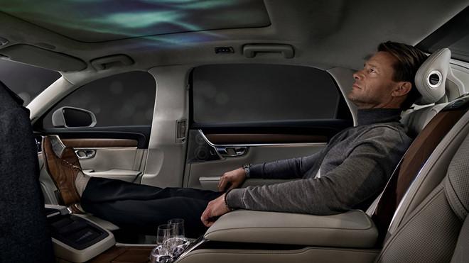 Thị trường xe - Khám phá bên trong 'xế lạ' Volvo S90 Ambience Concept chỉ có 3 chỗ ngồi (Hình 5).