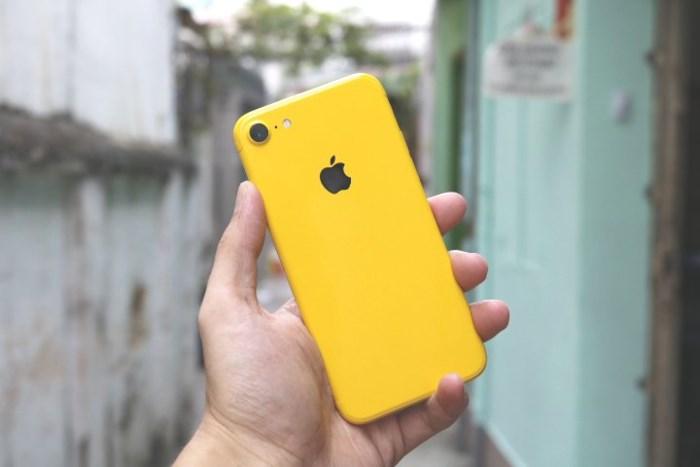 Sản phẩm - Tín đồ iPhone sắp có cơ hội sở hữu nhiều màu mới 'nổi bần bật'