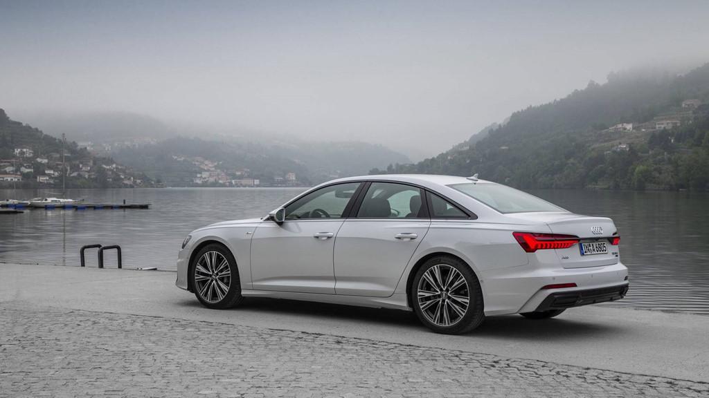 Thị trường xe - Audi A6 2019 có gì nổi bật trước 'Mẹc' E, BMW Series 5? (Hình 4).