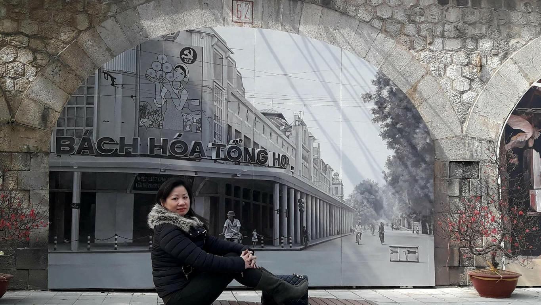 18 bức họa trên phố Phùng Hưng khiến người Hà Nội nức lòng - Hình 16